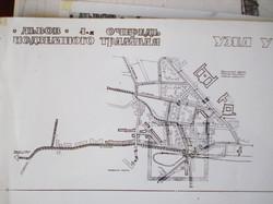 Львовское метро - это не легенда, а реальный проект подземного трамвая (ФОТО)
