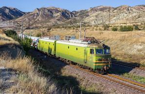 Грузия может передать Украине в аренду несколько десятков электровозов