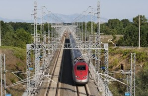 Италия начинает строительство скоростной железной дороги за 2,5 миллиарда евро