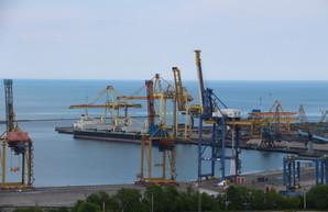 Морские порты Украины показывают рост перевалки в первом полугодии