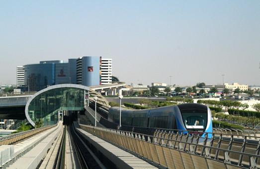 В Дубае планируют расширение сети метрополитена