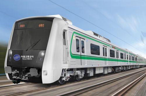 Столица Южной Кореи расширяет парк метропоездов