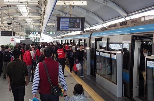 Шэньчжэнь построит 149 км линий метро к 2022 году