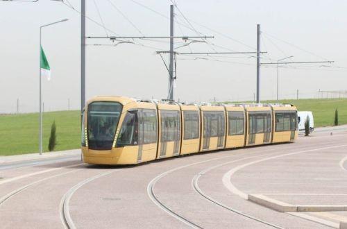 В алжирском городе Сиди Бел Аббес была открыта первая линия скоростного трамвая