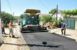 В Березовском районе Одесской области ремонтируют дороги (ФОТО)