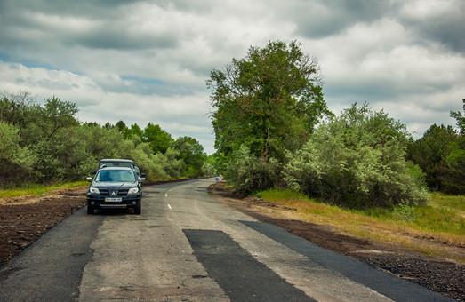 Ремонт трассы Одесса - Рени обещают завершить в этом году