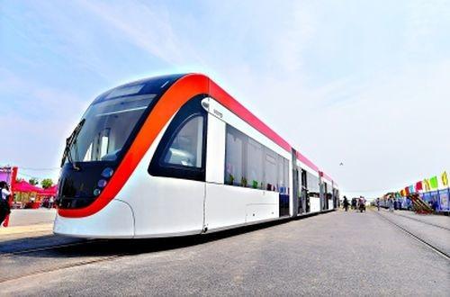 В китайском Ухани запустили LRT