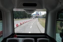 В Таллинне запустили беспилотные автобусы
