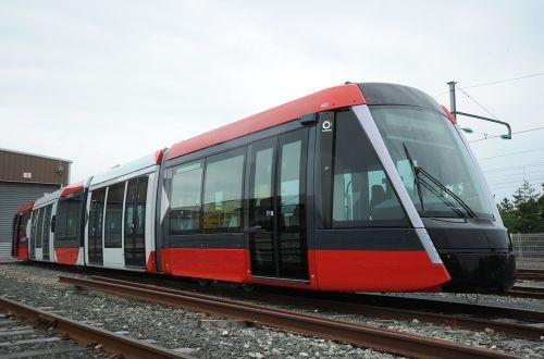 Сидней получил первые Citadis X05 LRV