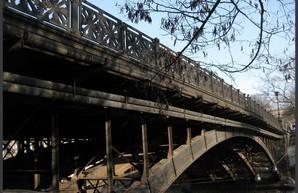 Проезд в районе моста Коцебу