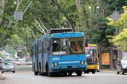 Из-за международных велогонок в Одессе на два дня изменяются маршруты городского транспорта