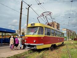 Одесский трамвай: маршрут №27