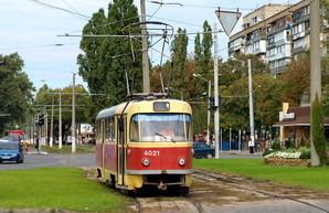 Одесский трамвай: маршрут №31