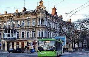 Часть улицы Торговой в Одессе делают с двусторонним движением