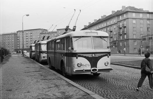 В столицу Чехии возвращаются троллейбусы