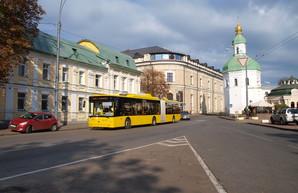 В Киеве появится новая троллейбусная линия на Печерске