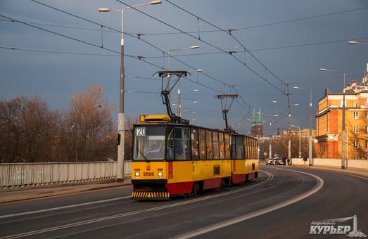 В столице Польши отменили тендер на 213 новых трамваев