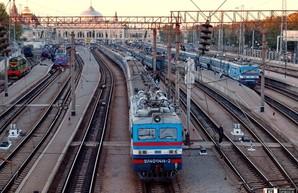 В Одессу из Киева назначили дополнительный поезд ко Дню Независимости