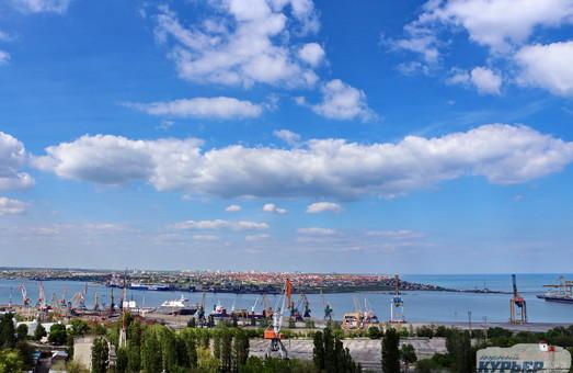 Как выглядит Черноморский порт с высоты птичьего полета (ФОТО, ВИДЕО)