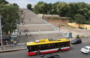 Электротранспорт Одессы в очередной раз признали лучшим в Украине