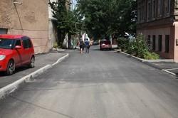 В Одессе на Молдаванке ремонтируют улицу Бабеля (ФОТО)