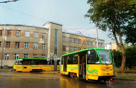 Во Львове закупают силовую электронику для модернизации трамваев 145407211fe46