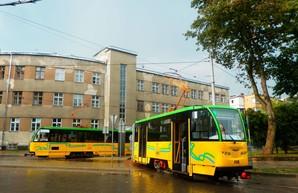 Во Львове закупают силовую электронику для модернизации трамваев