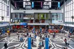 В столице Казахстана открылся новый железнодорожный вокзал (ФОТО)