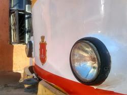 Одесский электротранспорт массово заклеивают пленкой в цветах города (ФОТО)