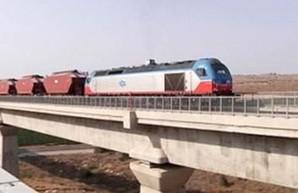 В Израиле прошел первый поезд по новой скоростной железнодорожной линии
