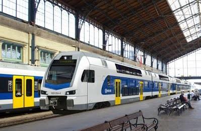 Венгерская железная дорога закупает двухэтажные электропоезда