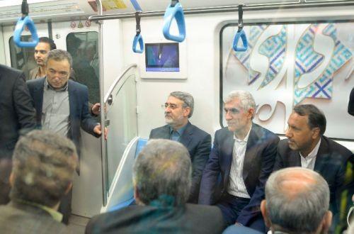 В иранском Ширазе продлили первую линию метро