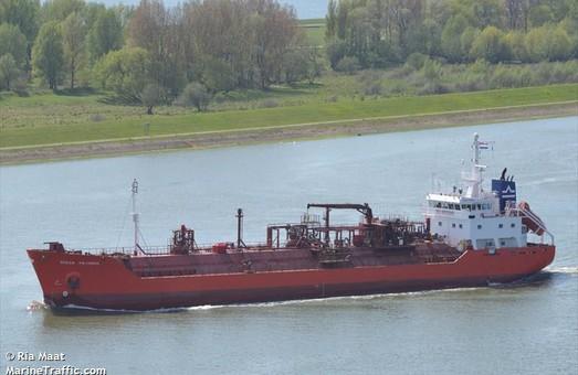 В порты Николаевской области зашли два танкера с сжиженным газом