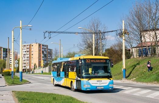 Житомир закупает два электробуса малой вместимости за 10 миллионов