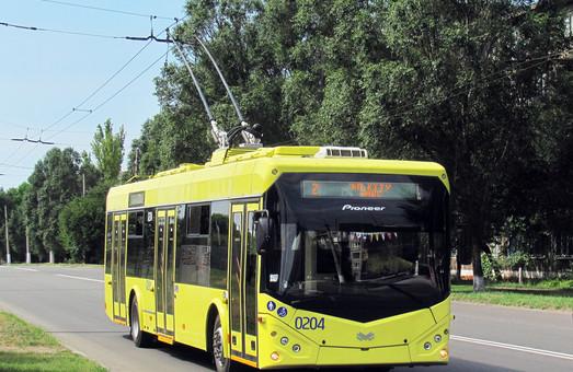 Когда Одесса сможет получить первые троллейбусы по кредиту ЕБРР