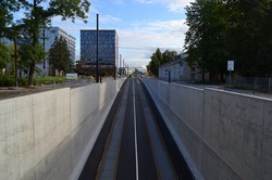 В аэропорт Таллина запускают трамвай (ФОТО)