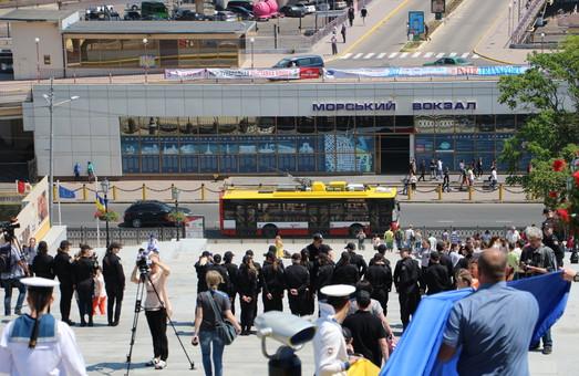 Как в день города будет ходить общественный транспорт Одессы