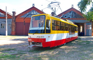 Для Одессы закупают первый почти полностью низкопольный трамвай