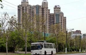 16 миллионов предлагает Одесский горсовет за расширение проспекта Шевченко у Дворца спорта