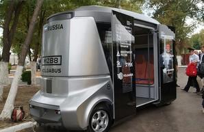 Русский беспилотный микроавтобус оказался фейком