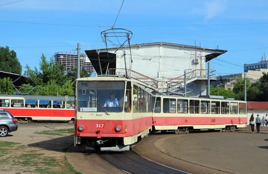 В Киеве собираются отремонтировать 10 трамваев за 23 миллиона