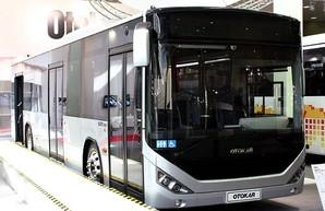 В Турцию отправился на испытания российский электробус