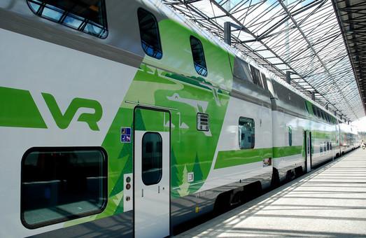 Финские железные дороги закупают двухэтажные электрички