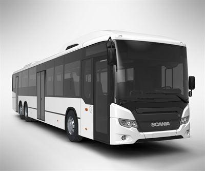 В Норвегию поставят 140 гибридных автобусов производства Scania