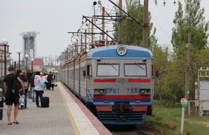Одесская железная дорога с июня по август перевезла 3 миллиона пассажиров
