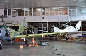 """Одесский авиазавод разработал новую версию самолета """"Дельфин"""""""