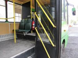 В райцентре Одесской области запустили первый муниципальный автобус (ФОТО)
