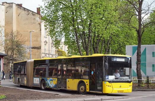 Во Львове открылись маршруты автобусов от автостанций на окраинах в центр города