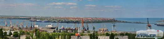 Японцы изучают перспективы развития морского порта Черноморск