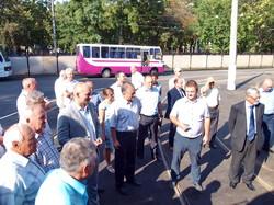 """В Одессе отметили 25-летний юбилей корпорации """"Укрэлектротранс"""""""